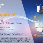 D-Link tham gia triển lãm Vietnam ICT COMM 2018