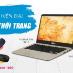 ASUS tặng chuột không dây Microsoft cho khách mua VivoBook S14 và VivoBook Flip 14