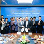 Tập đoàn Công nghệ CMC và Samsung SDS hợp tác về nhà máy thông minh tại Việt Nam