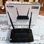 D-Link DIR-612, Wi-Fi router cho người dùng rộng rãi