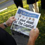 Ngày tang tóc của làng báo Mỹ