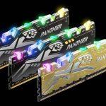Dòng RAM Apacer Panther Rage DDR4 có thêm dải đèn màu LED RGB
