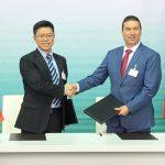 Huawei và Audi hợp tác phát triển xe hơi kết nối thông minh
