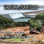 Xin hãy cầu nguyện cho các bạn Lào láng giềng!