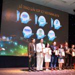 Giải thưởng HCA TOP ICT Việt Nam 2018