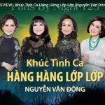 VIDEO: Khúc Tình Ca Hàng Hàng Lớp Lớp của Nguyễn Văn Đông