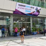 Triển lãm sản phẩm và dịch vụ TAIWAN EXPO 2018 ở TP.HCM