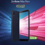 Smartphone ASUS ZenFone Max Pro (M1): pin 5.000mAh và Android gốc
