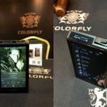 Máy nghe nhạc Hi-Fi bỏ túi COLORFLY Pocket HiFi U8