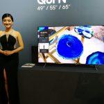 TV cao cấp Samsung QLED Q6F giá từ gần 30 triệu đồng