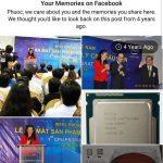 4 năm CPU Intel từ Việt Nam