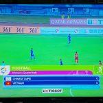 Bóng đá nữ ASIAD 2018.