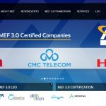 CMC Telecom là một trong ba công ty viễn thông đầu tiên trên thế giới được cấp chứng chỉ MEF 3.0