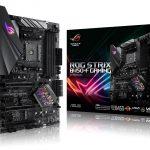 Dòng bo mạch chủ ASUS B450 mới cho CPU AMD Ryzen Gen2