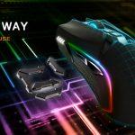 GIGABYTE ra mắt chuột chơi game AORUS M5 có vi xử lý ARM