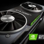 NVIDIA công bố dòng chip đồ họa GeForce RTX 20 series GPU mạnh hơn 6 lần