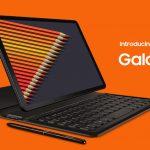 Máy tính bảng Samsung Galaxy Tab S4 với DeX