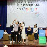 Sinh viên Việt Nam tìm hiểu và vận dụng trí tuệ nhân tạo cùng Google