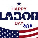 Happy Labor Day 2018 các bạn tôi