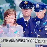 Nước Mỹ tưởng niệm 17 năm cuộc tấn công khủng bố 11.9