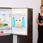 Samsung ra mắt tủ lạnh ngăn đá dưới có tính năng đông mềm tại Việt Nam