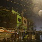 Siêu bão Mangkhut ở Philippines và chuẩn bị tới Hong Kong