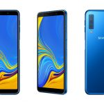 Galaxy A7 (2018), smartphone 3 camera đầu tiên của Samsung