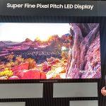 Màn hình LED giải trí tại gia Samsung The Wall và IF lớn tới 219 inch