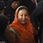 VIDEO: Giọng hát của bà Rosmah Mansor, vợ cựu Thủ tướng Malaysia, ông Najjib Razak