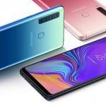 Samsung Galaxy A9 (2018) với cụm 4 camera sau đầu tiên trên thế giới