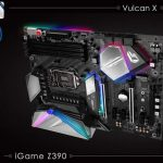 COLORFUL giới thiệu bo mạch chủ iGame Z390 Vulcan X cho CPU Intel Core Gen 9