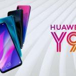 Huawei Y9 2019 với 4 camera ra mắt giới trẻ Việt Nam