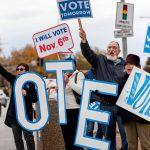 Bầu cử giữa nhiệm kỳ ở Mỹ