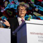 Khi huyền thoại công nghệ Bill Gates phát minh lại nhà vệ sinh