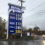 Giá xăng, giá nước ngày bầu cử giữa nhiệm kỳ ở Mỹ