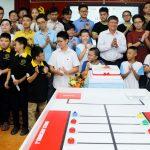 16 đội học sinh và sinh viên Việt Nam dự Vòng chung kết cuộc thi Robot Robotacon – WRO 2018 thế giới
