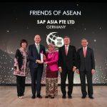 """SAP nhận giải thưởng """"Những người bạn của ASEAN 2018″"""