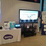 BenQ ra mắt các giải pháp hiển thị tích hợp tương tác mới