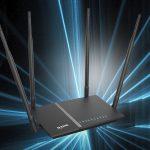 "Wi-Fi router D-Link DIR-825+ ""xuyên tường"""