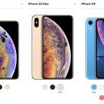 Các mẫu iPhone 2018 mã VN được mở bán ở Việt Nam từ ngày 2-11-2018
