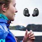 Samsung bán ở Việt Nam tai nghe Bluetooth thông minh Gear IconX (2018)