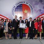 Microsoft Việt Nam năm thứ 4 liên tiếp nhận giải thưởng Cống hiến vì cộng đồng