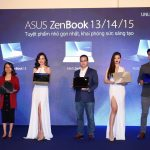 ASUS Việt Nam ra mắt laptop ZenBook 13, 14 và 15 đời 2018 nhỏ gọn nhất thế giới