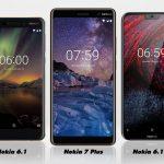 Nokia có 3 smartphone đã được nâng cấp lên Android 9.0 Pie