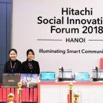 Hitachi giới thiệu những giải pháp giúp cải thiện cộng đồng và xã hội Việt Nam