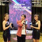 ASUS Việt Nam ra mắt hàng loạt thiết bị chơigame thương hiệu ROG