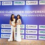 Công ty Viscom mừng sinh nhật 15 tuổi và mở hội nghị khách hàng của ORICO
