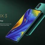 Smartphone Xiaomi Mi MIX 3 có màn hình trượt từ tính bán tại Việt Nam