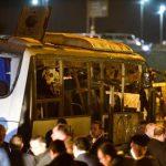 4 người chết khi xe chở du khách Việt Nam trúng mìn tại Ai Cập