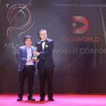 Digiworld được trao giải thưởng Doanh nghiệp Kinh doanh Xuất sắc Châu Á 2018